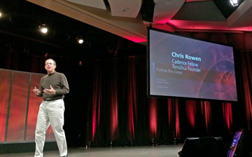 Chris Rowen CDNLive 2014 Keynote
