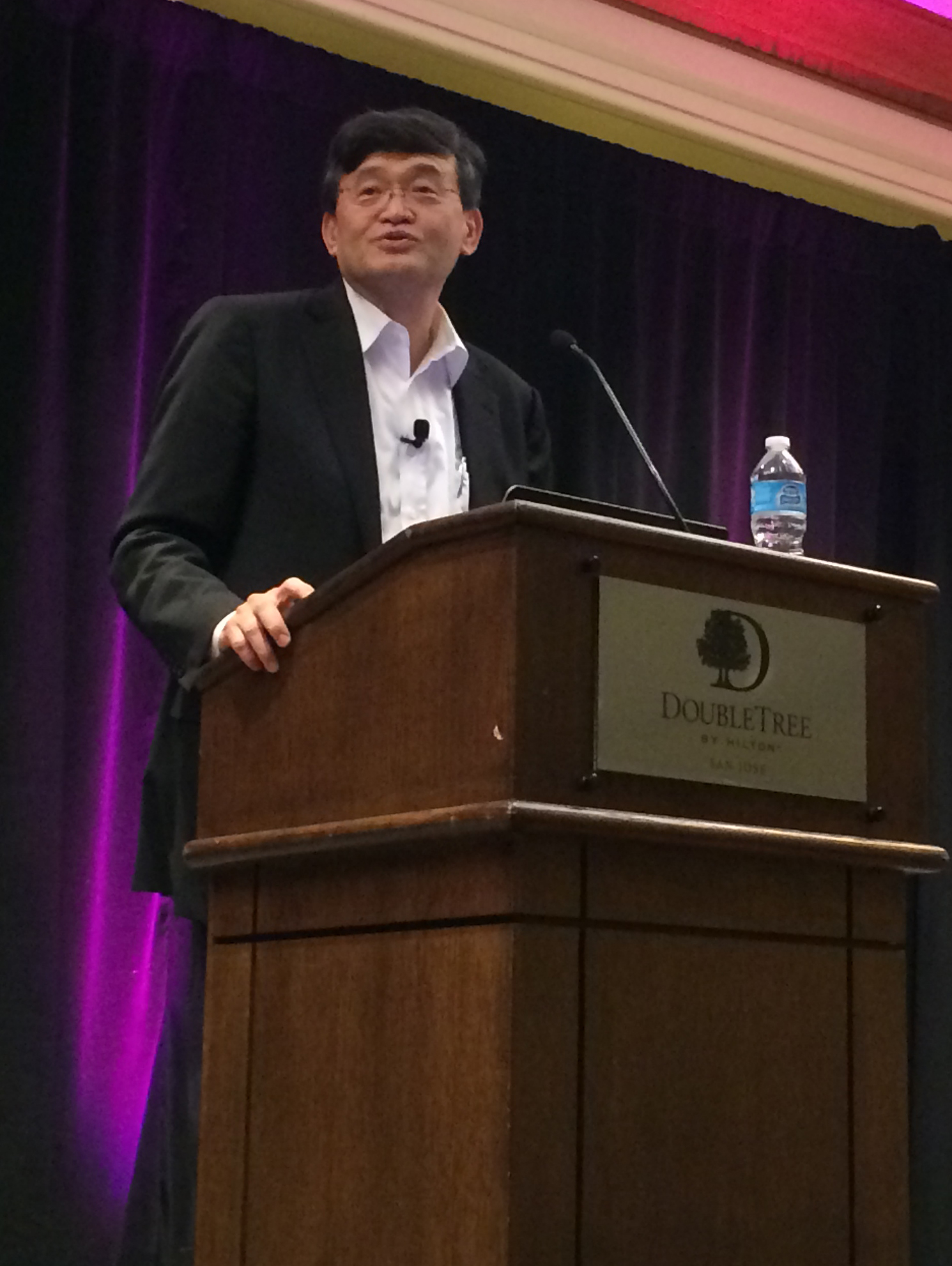 Cadence CEO Lip-bu Tan keynoting DVCon 2014
