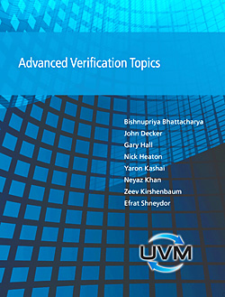 Advanced verification book brings uvm to mixed signal low power the accellera systems initiative universal verification methodology uvm standard is helping design and verification engineers build efficient fandeluxe Images