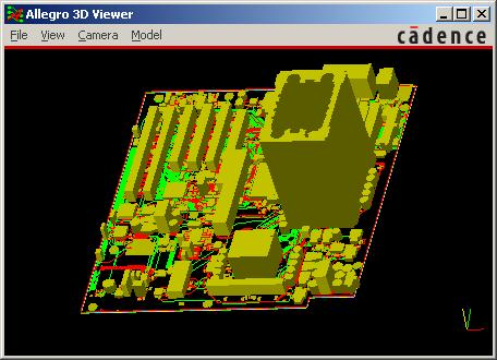 What 39 S Good About Allegro Pcb Editor 3d Viewing Oh My