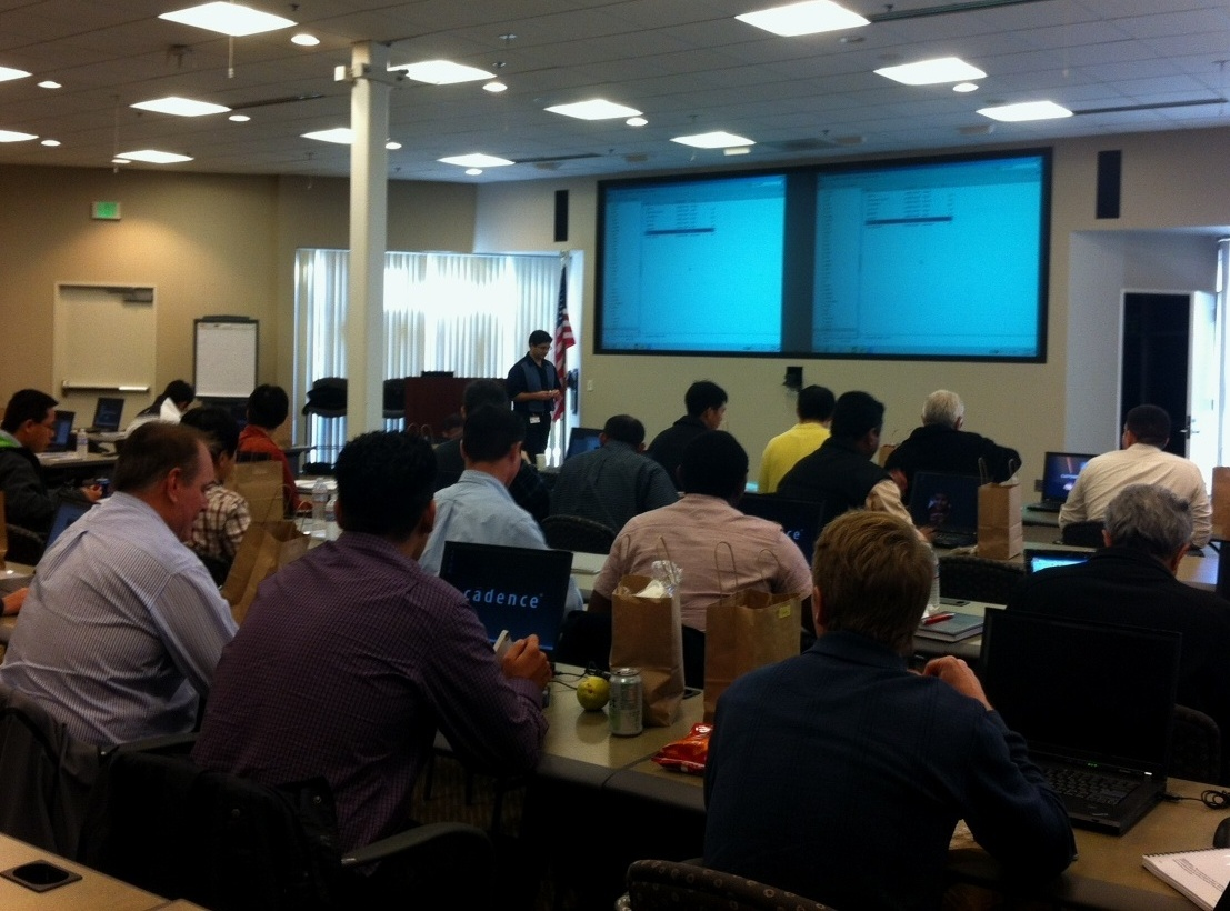 50 Attendees get hands-on tool experience in Day 2 Workshop