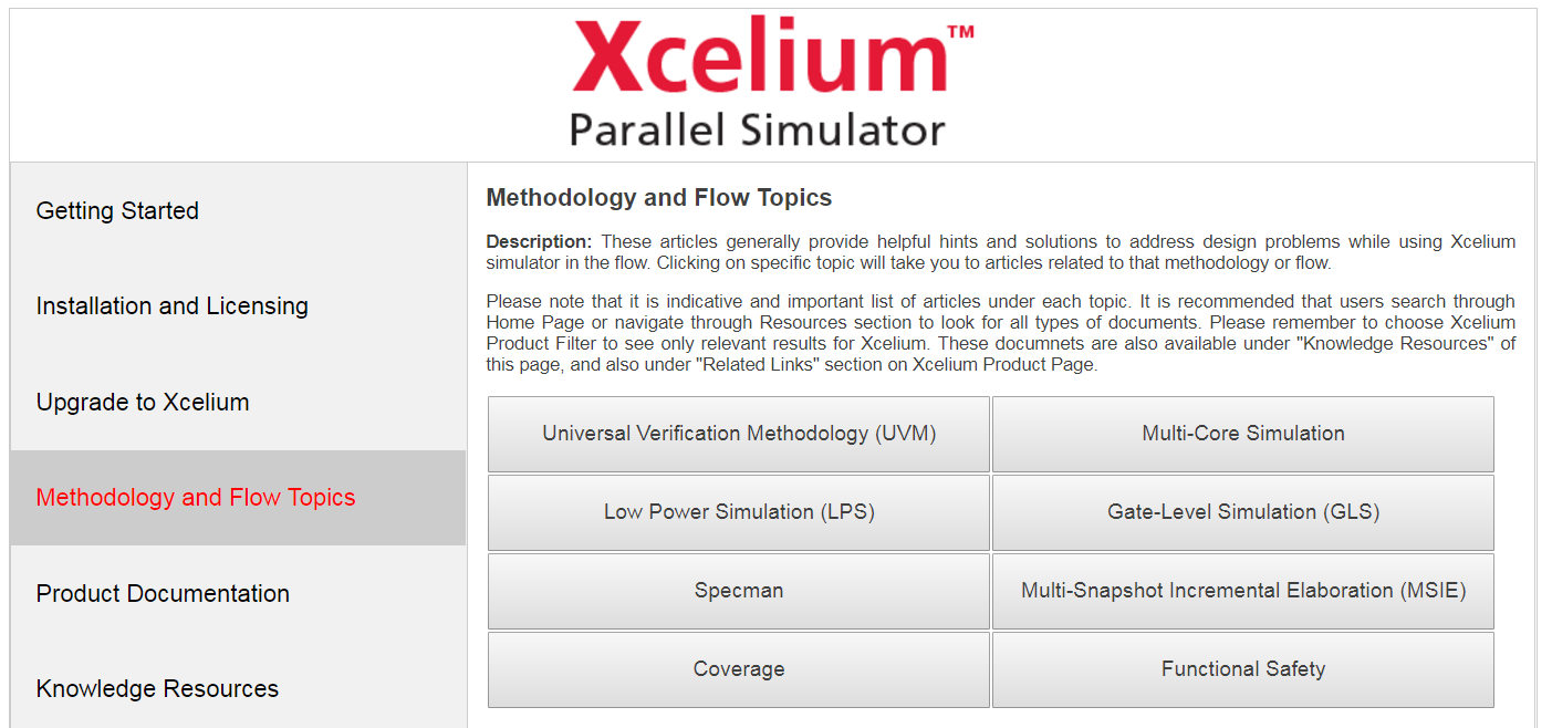 Moving to Xcelium Simulation? I'm Glad You Asked - Functional