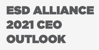 esd alliance 2021 ceo outlook