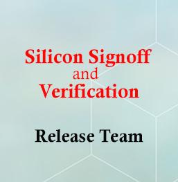 SSV Release Team