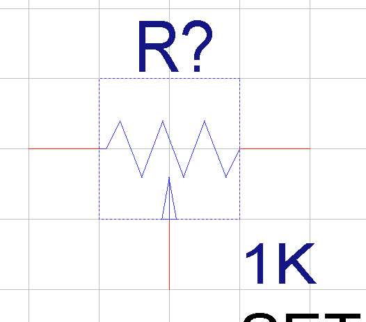 Creating Schematic Symbol With Smaller Grid - PCB Design