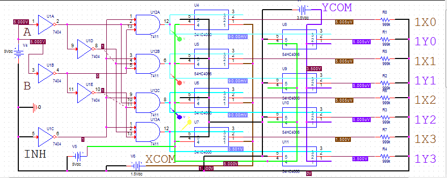 How to convert a circuit into a single ic/part in orcad