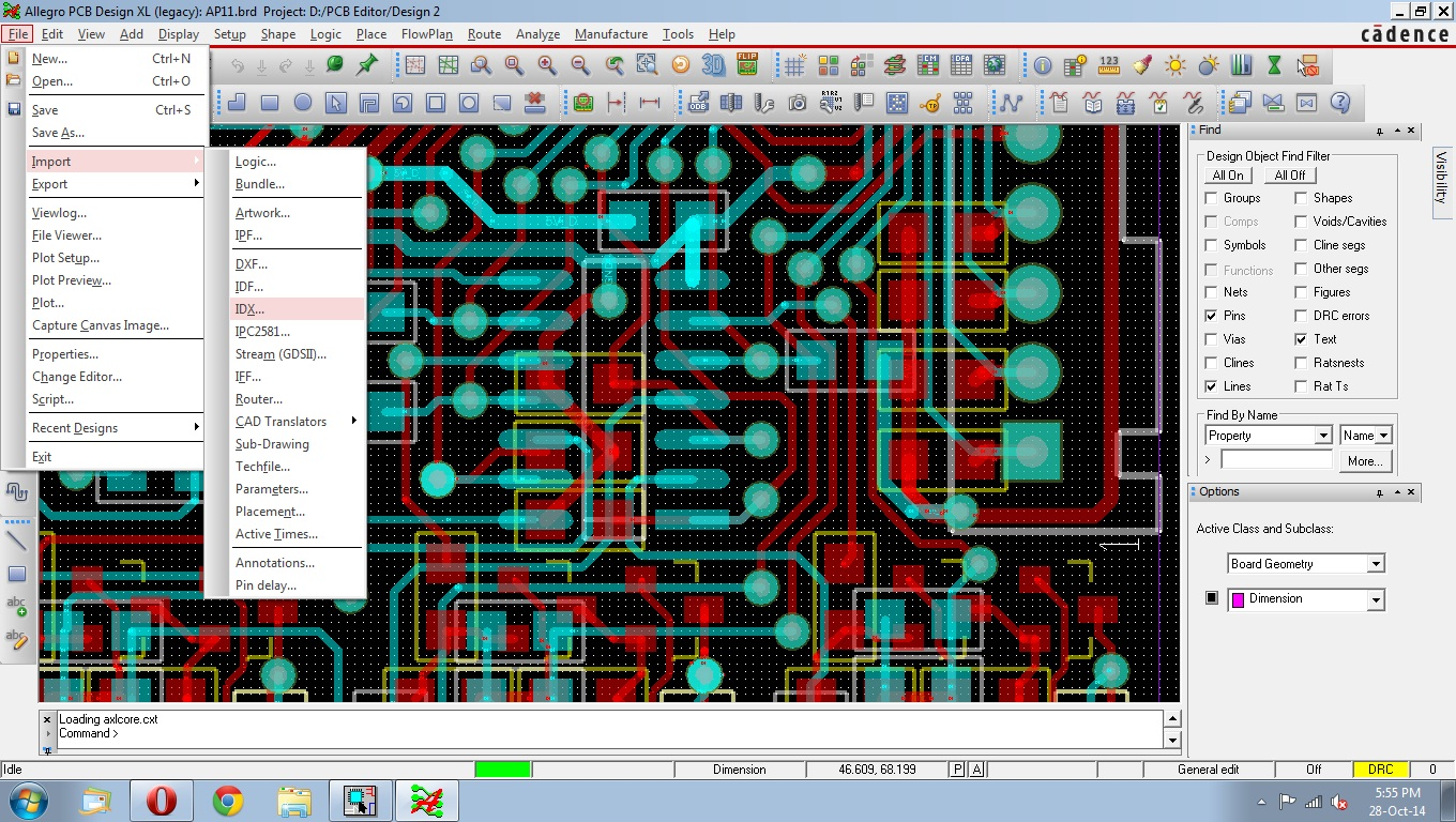 After installing logo maker, Where it will be in PCB Editor? - PCB ...