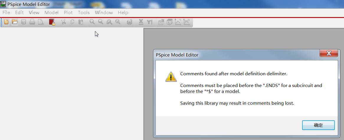 Pspice Model Editor question - PCB Design - Cadence