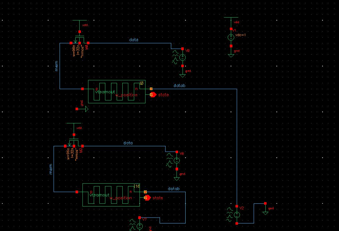 Spectre Says The Following Branches Form A Loop Of Rigid Web Circuit Simulator But As Per My That Connection Is Must So Suggest Possible Solution