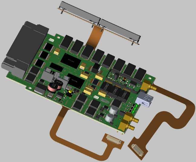 BoardSurfers: Designing a Rigid-Flex Board Using PCB Editor