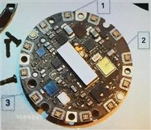 Shine circuit board