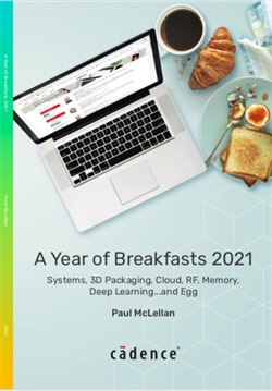 cover for a year of breakfasts 2021