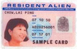 green card 1980s