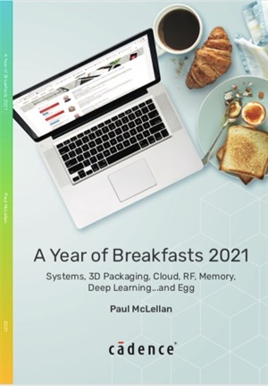 book cover for a year of breakfasts 2021