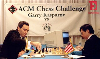 gary kasparov vs deep blue