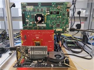 PCIe 4.0 Sub-system Stress Test