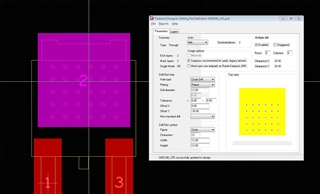 Best practices for thermal pads with vias - PCB Design