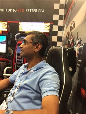 Shashi Visweswaraiah from NXP