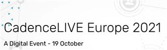 cadencelive europe 2021 badge