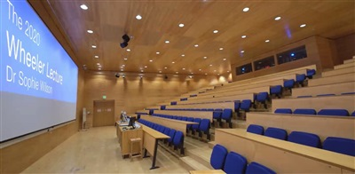 lecture theater 1