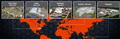 Slide: GLOBALFOUNDRIES fabs