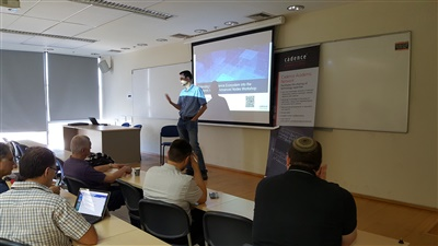 Israel Bar Ilan Advanced Nodes