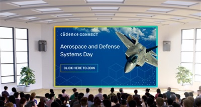 cadence aerospace and defense day