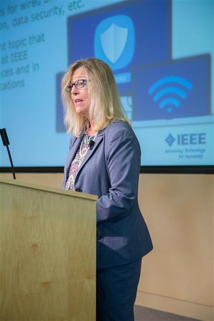 Karen Bartleson, IEEE President
