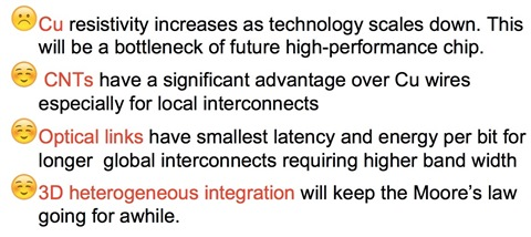 improving interconnect performance