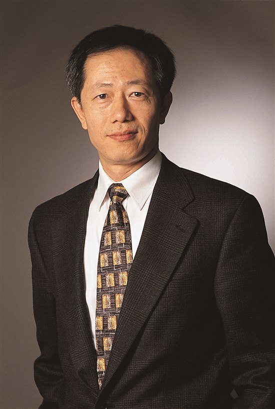 TSMC Co-CEO Mark Liu