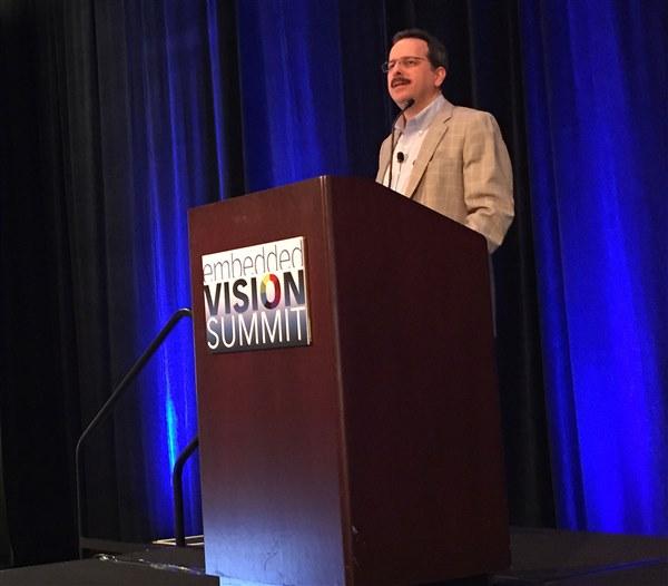 Jeff Bier Embedded Vision Summit 2015