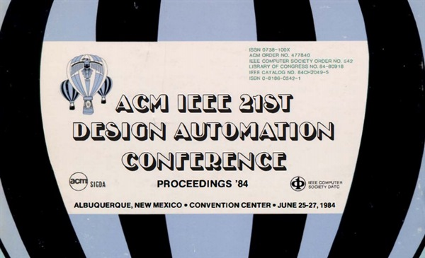 title page from 1984 albuquerque dac proceedings