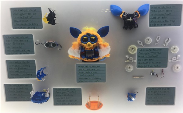 furby teardown