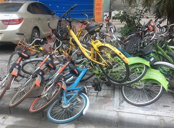 bike rental in china
