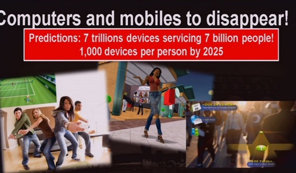 one trillion devices by 2025