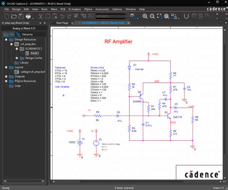 OrCAD Capture Schematic Viewer