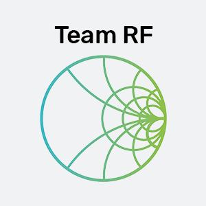 Team RF logo