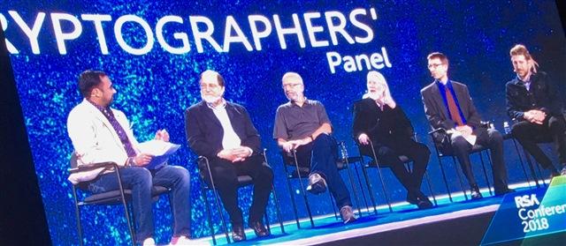cryptographers' panel
