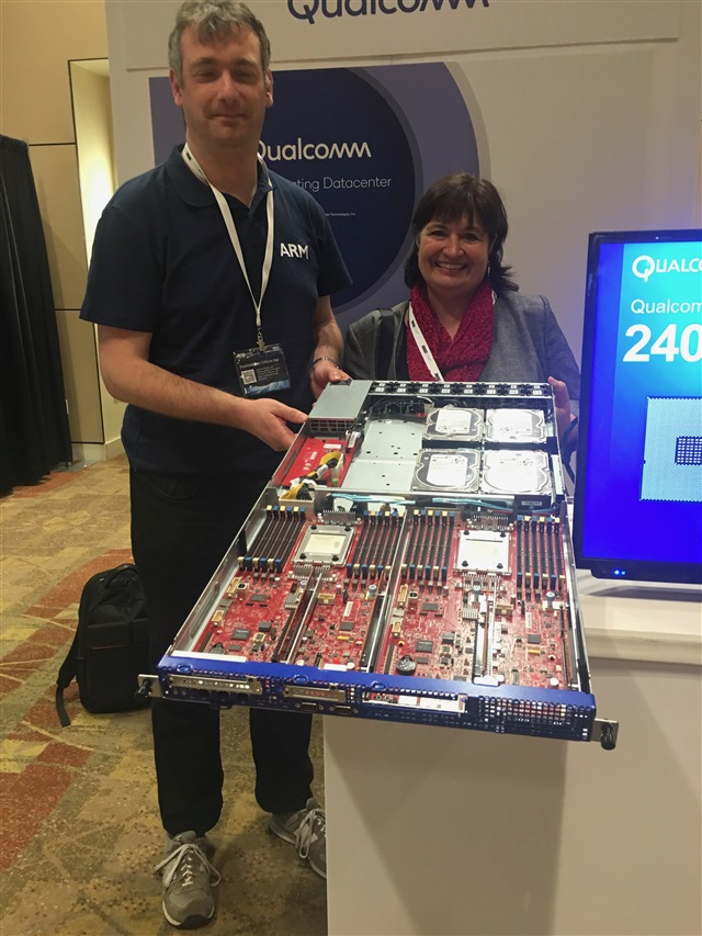 qualcomm arm server