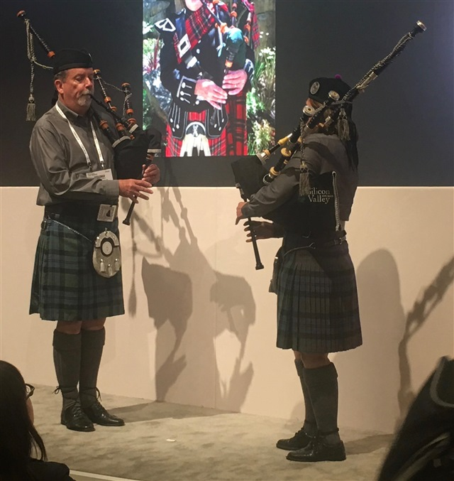 forte bagpipes