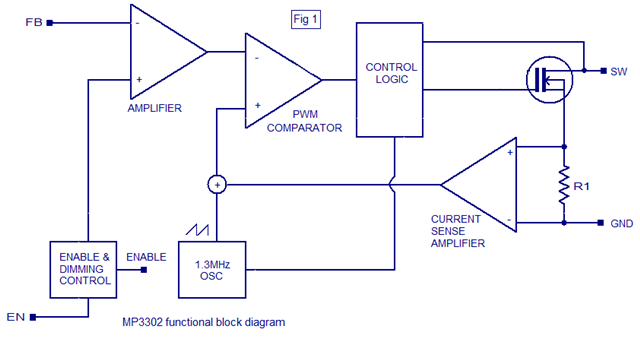 Mp3302 Led Driver Circuit Diagram