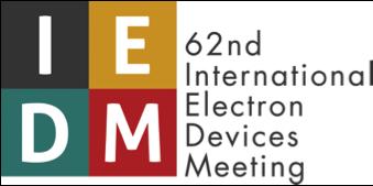 iedm 2016 logo