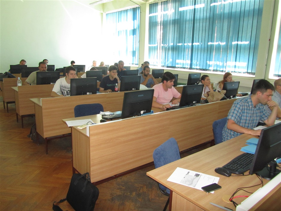 Osijek University Virtuoso hands-on