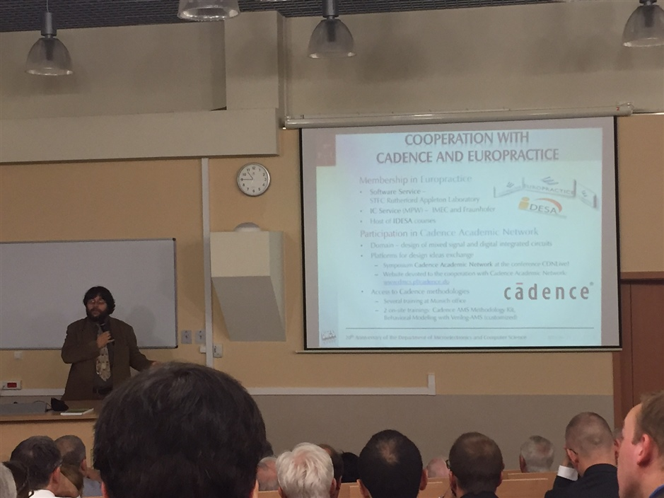 MIXDES Cadence Presentation