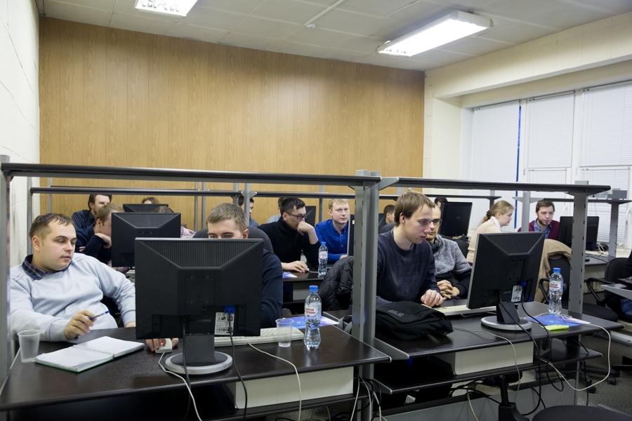 MEPHI Cadence lab